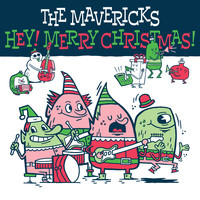 The Mavericks - Christmas (Baby Please Come Home)