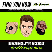 Duncan Morley - Find You Now (The Remixes)