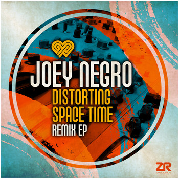 Joey Negro - Distorting Space Time (Remix EP)