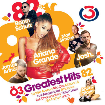 Various Artists - Ö3 Greatest Hits Vol. 82 (Explicit)