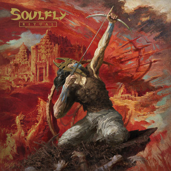 Soulfly - Dead Behind the Eyes (Explicit)