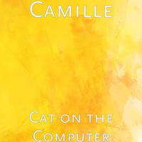 Camille - Cat on the Computer