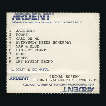 Primal Scream - Big Jet Plane (The Original Memphis Recordings)