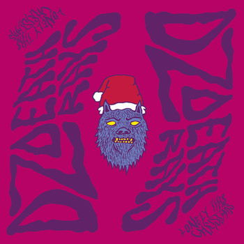 DZ Deathrays - Lonely This Christmas