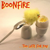 BoonFire - Too Late for You (Explicit)