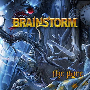 Brainstorm - The Pyre