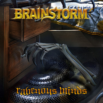 Brainstorm - Ravenous Minds
