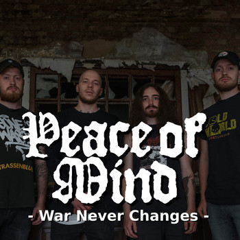 Peace Of Mind - War Never Changes (Explicit)