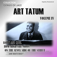 Art Tatum - Genius of Jazz - Art Tatum, Vol. 4 (Digitally Remastered)