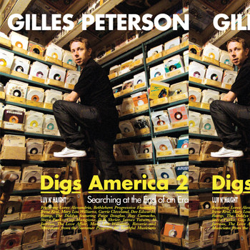 Various Artists - Gilles Peterson Digs America Vol.2