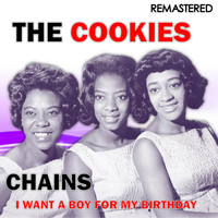 THE COOKIES - Chains / I Want a Boy for My Birthday (Remastered)