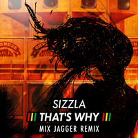 Sizzla - That's Why (Mix Jagger Remix)