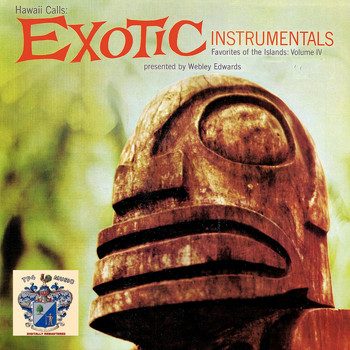 Webley Edwards - Exotic Instrumentals