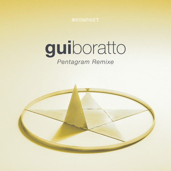 Gui Boratto - Pentagram Remixe