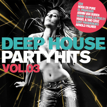 Various Artists - Deep House Partyhits, Vol. 3