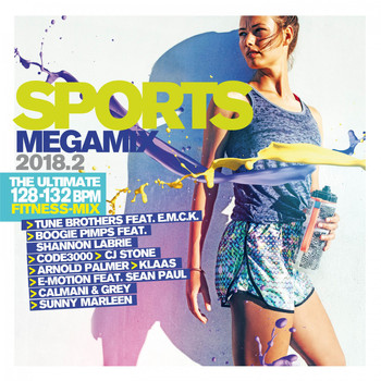 Various Artists - Sports Megamix 2018.2