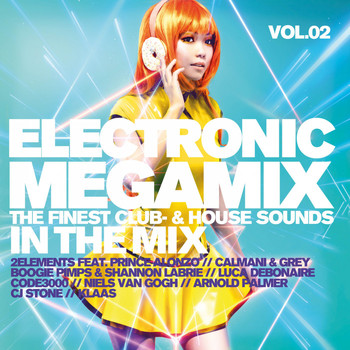 Various Artists - Electronic Megamix, Vol. 2