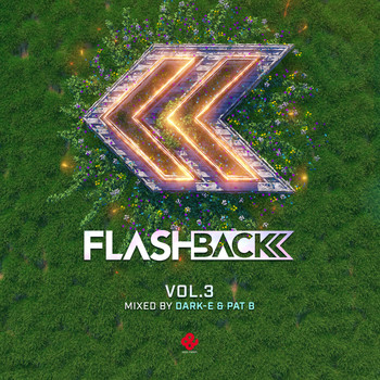 Various Mixed By Dark-E & Pat B - Flashback - third edition