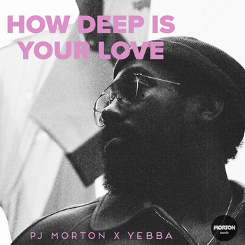 PJ Morton - How Deep Is Your Love (feat. Yebba) [Live]