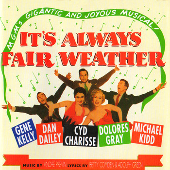 Various Artists - It's Always Fair Weather (original Motion Picture Soundtrack)