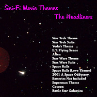 The Headliners - Sci-Fi Movie Themes