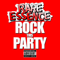 Rare Essence - Rock This Party (Live)