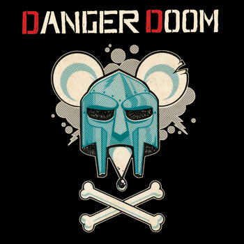 Dangerdoom - The Mouse & The Mask (Metalface Edition)