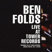 Ben Folds - Live at Tower Records