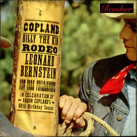 Aaron Copland - Billy The Kid / Rodeo