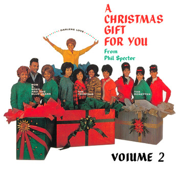 Phil Spector - A Christmas Gift For You Volume 2 - The Hits From Phil Spector