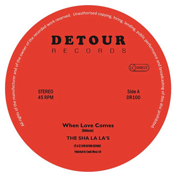 The Sha La La's - When Love Comes