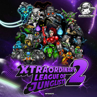 Various Artists - The Xtraordinary League Of Junglists 2 (Level 2)