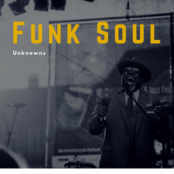 Various Artists - Funk Soul Unknowns (The Rare Grooves)