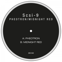 SCSI-9 - Pheotron/Midnight Red