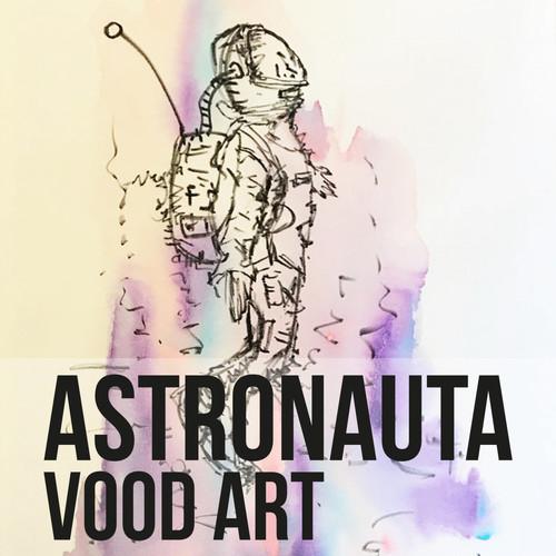 Vood Art MP3 Single Astronauta