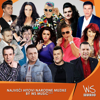 Various Artists - Najveci hitovi narodne muzike, Vol. 2
