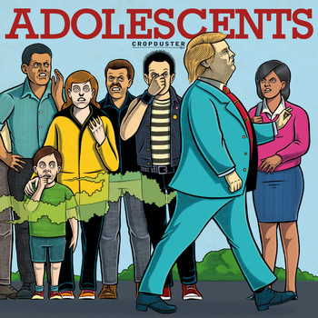 Adolescents - Cropduster (Explicit)