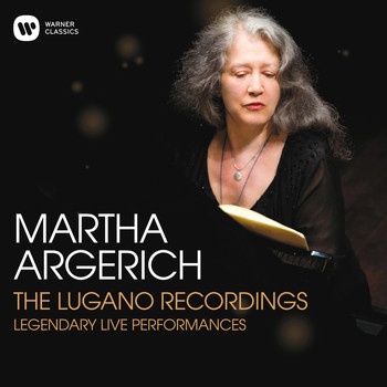 Martha Argerich - The Lugano Recordings (Live)