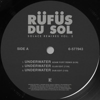 RÜFÜS DU SOL - SOLACE REMIXES VOL. 2