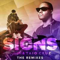 HUGEL & Taio Cruz - Signs (The Remixes)