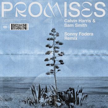 Calvin Harris, Sam Smith - Promises (Sonny Fodera Extended Remix)