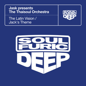 Jask & The Thaisoul Orchestra - The Latin Vision / Jack's Theme