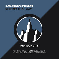 Bagagee Viphex13 - Shimmy That Way - EP