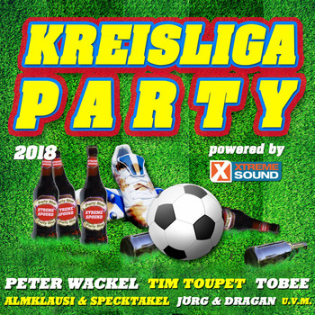 Various Artists - Kreisliga Party 2018 powered by Xtreme Sound