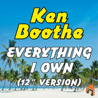 "Ken Boothe - Everything I Own (12"" Version)"