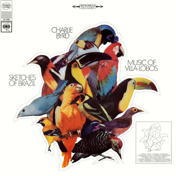 Charlie Byrd - Sketches of Brazil
