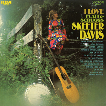 Skeeter Davis - I Love Flatt and Scruggs