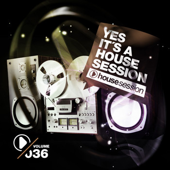 Various Artists - Yes, It's a Housesession -, Vol. 36