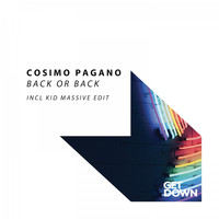 Cosimo Pagano - Back or Back