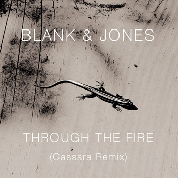 Blank & Jones - Through the Fire (Cassara Remixes)